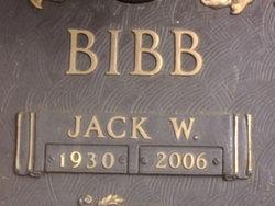 Jack W Bibb