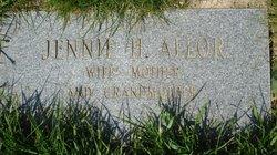Jennie H. Allor