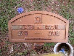 Mikkah Aramis Brown