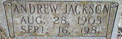 Andrew Jackson Brand