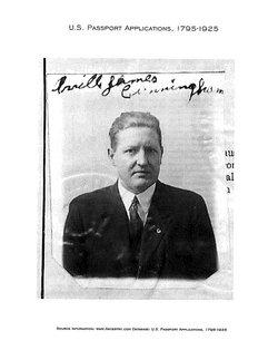 Orville James Cunningham