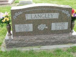 Benjamin Franklin Langley
