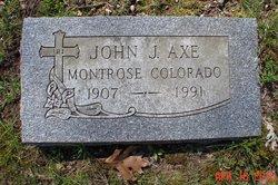 John Jacob Axe