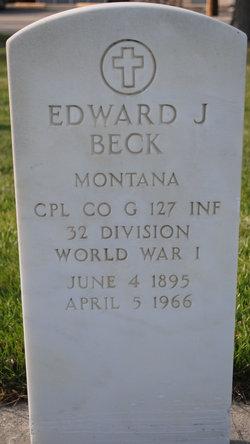 Edward James Beck, Sr