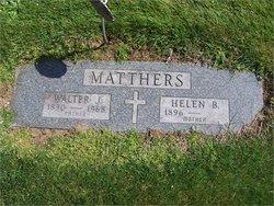 Walter J. Matthers