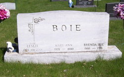 Brenda Sue Boie