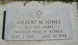Gilbert M. Jones