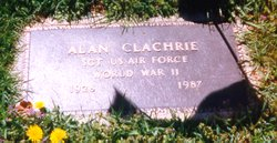 Alan Bruce Grunt Clachrie