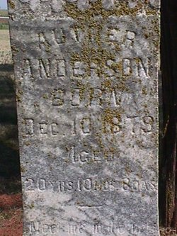 Auther Anderson