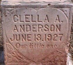 Clella A. Anderson