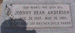 Johnny Dean Anderson
