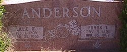 Lillie M. Anderson