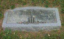 Clara F <i>Wilkie</i> DiMaggio