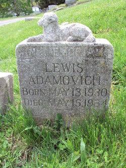 Lewis Adamovich