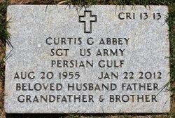 Sgt Curtis G Abbey
