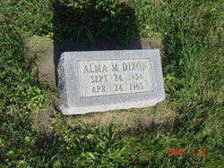 Alma M. Dixon