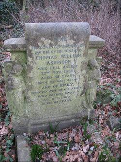 Thomas William Ashmore