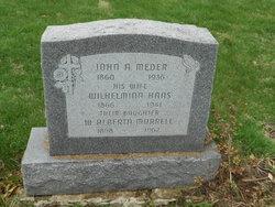W. Alberta <i>Meder</i> Morrell