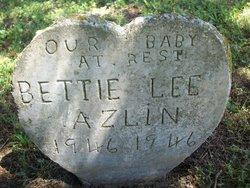 Bettie Lee Azlin