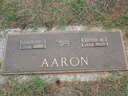 Lettie <i>McBride</i> Aaron