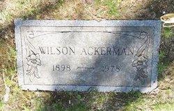Wilson Ackerman