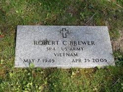 Robert C Brewer