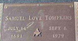Samuel <i>Love</i> Thompkins