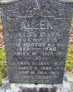 Margaret A Allen