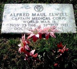Dr Alfred Maul Elwell