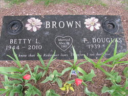 Betty L <i>Horschig</i> Brown