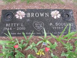P Douglas Brown