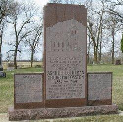 Asphult Cemetery