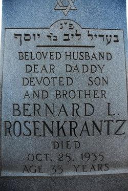 Bernard Lulu Rosenkrantz
