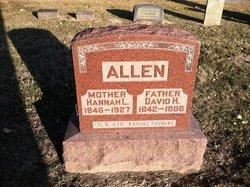 Pvt David Henry Allen