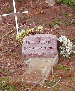 Esilio Caligari