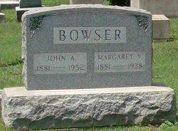 Margaret Verna <i>Mack</i> Bowser