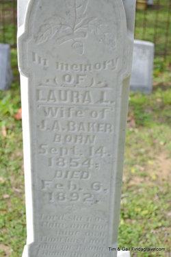 Laura Lee <i>Squires</i> Baker