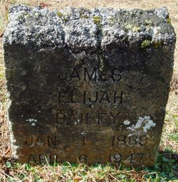 James Elijah Bailey