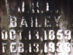 John Henry Lumpkin Bailey