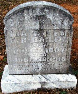 Ida T. Bailey
