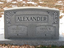 Carlisle H Alexander