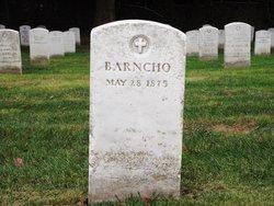 One Eyed Jim Barncho