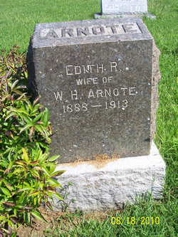 Edith R <i>Reader</i> Arnote