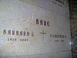 Barbara <i>Bickel</i> Bare