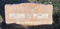 Jim W Adams