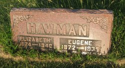 Elizabeth Alice <i>Robbins</i> Hawman