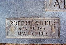 Robert Wilder Atkinson