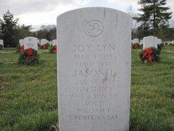 Joy Lyn <i>Hill</i> Cremeen