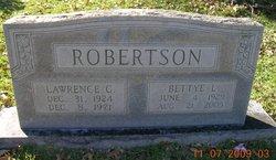 Lawrence C Robertson