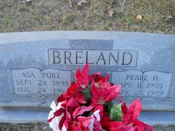Pearl <i>Henderson</i> Breland